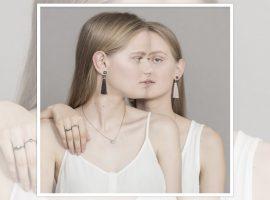 Joias minimalistas de Ana Satti podem ser compradas no Berinjela. Vai lá!