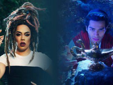 "Gloria Groove vai dublar Aladdin no novo live-action da Disney e se emociona: ""Vivia cantando Proud Of Your Boy por aí"""