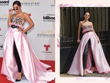 Anitta rouba a cena em tapete vermelho de premiação com look poderoso de 23 mil reais