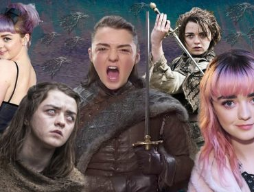 "Glamurama ama: o jeito fofo e dedicado de Maisie Williams, a poderosa Arya de ""Game of Thrones"""