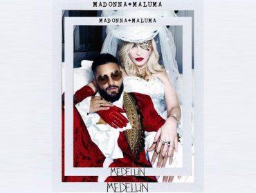 Madonna lança clipe de 'Medellín' em coletiva nos EUA e transmite tudo em 'real time' no Instagram. Play!