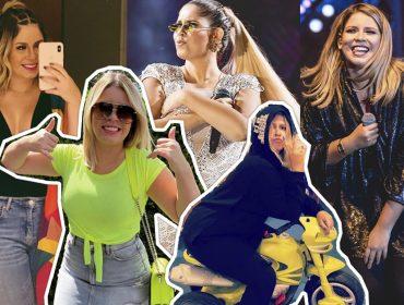 De roupa rasgada até produtor preso: Marília Mendonça faz thread sobre perrengues no palco e fãs se divertem
