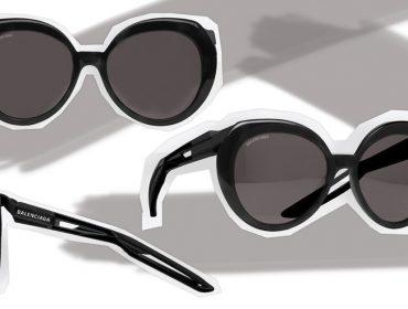 Desejo do dia: Hybrid Butterfly, o novo óculos da Balenciaga para os lindos dias de outono
