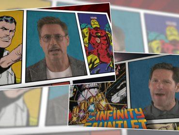 """Pré-estreia de """"Os Vingadores: Ultimato"""" rende mash-up de Jimmy Fallon com elenco do filme e até Stan Lee. Play!"""