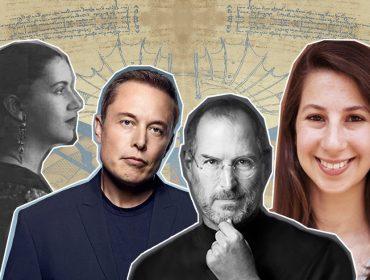 No Dia Mundial da Criatividade, 12 personalidades que se destacaram por suas boas e inovadoras ideias