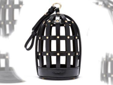 Desejo do Dia: a bolsa-gaiola da Oscar de la Renta para voar no fashionismo