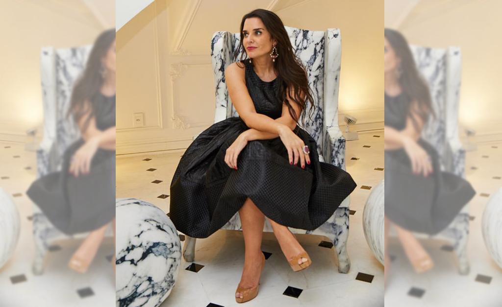 12e11e2e1 Alessandra Cozzi é a nova embaixadora do G&T Gin Bar Oscar Freire ||  Créditos: Divulgação