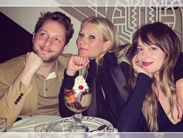 Gwyneth Paltrow e Dakota Johnson: ex e atual de Chris Martin e… melhores amigas!