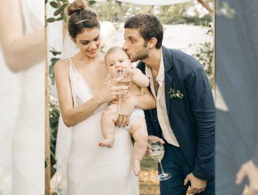 Laura Neiva está esperando o primeiro filho de Chay Suede. Vem saber!