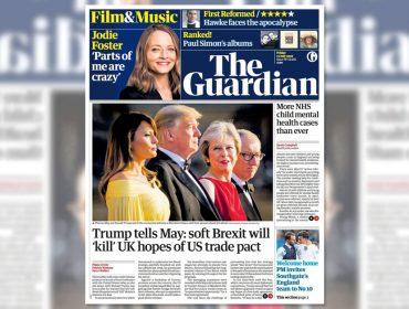 Um basta nas 'fake news': jornal britânico traz mudanças para evitar compartilhamento de informações equivocadas
