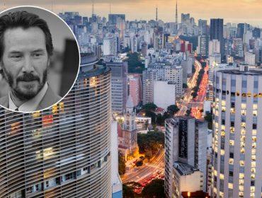 Tudo o que se sabe sobre a série que Keanu Reeves pretende gravar em São Paulo. Vem!