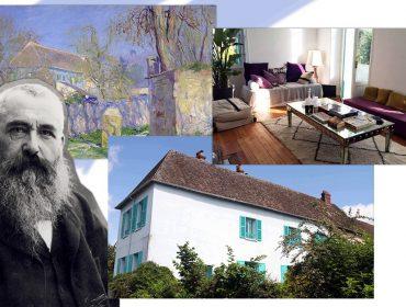 Casa de Claude Monet, na França, pode ser alugada no Airbnb por diárias a partir de R$ 871. Que tal?