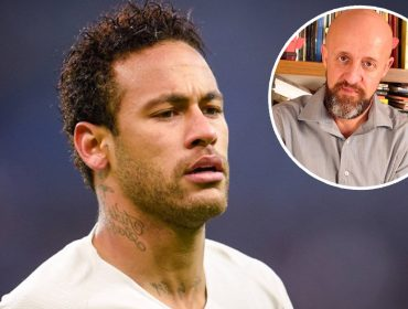 """Depois de final de semana conturbado, vida e polêmicas de Neymar são """"analisadas"""" por Fabricio Carpinejar"""