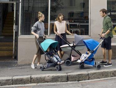 Quinny apresenta linha de carrinhos Zapp X no Piquenique Glamurama de Dias das Mães