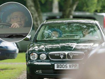 Depois do príncipe Philip, rainha Elizabeth II também decide não dirigir mais em vias públicas