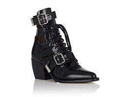 Desejo do Dia: as ankle boots com recortes e fivelas da Chloé