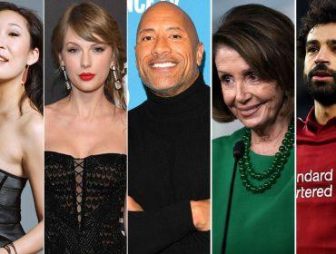 """""""Time"""" revela as 100 personalidades mais influentes do mundo com brasileiro na lista"""