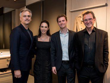 Ornare celebrou o lançamento da coleção West East em sua flagship de NY