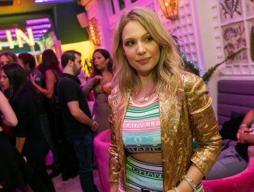 G&T Gin Bar recebe aniversário disputado de Nathalia Tuffi