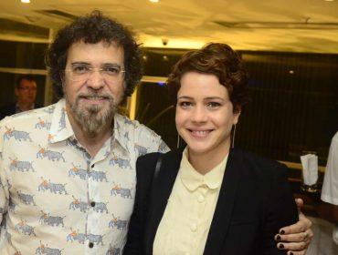 Inauguração do Teatro Prudential agitou a noite dessa terça-feira no Rio