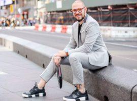 Glauber Britto entrega o fashionismo que vai bombar na temporada de verão de NY