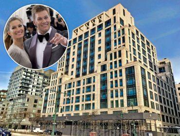 Quer ser vizinho de Gisele e Tom Brady em NY? Por R$ 113,9 milhões é possível. Vem saber!