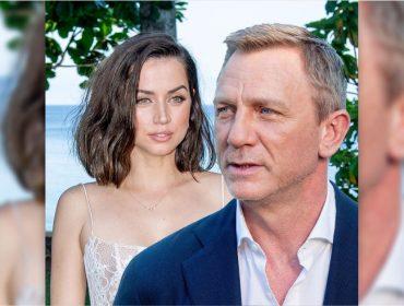"""Daniel Craig e a Bond Girl Ana de Armas terão """"coach"""" sexual nos bastidores de """"Bond 25"""""""