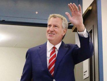 Bill de Blasio, o prefeito de NY que criticou Bolsonaro, anuncia candidatura à presidência dos EUA