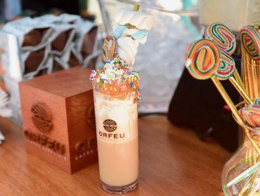 Café Orfeu fez sucesso no Piquenique Glamurama com versão da bebida para os glamuzinhos