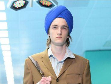 Marca italiana causa polêmica com turbante de inspiração 'sikh': apropriação cultural?