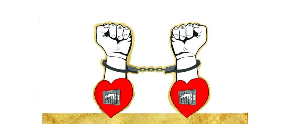 4122ea2a6 Revista J.P mostra que quando o assunto é amor, os crimes não intimidam a  paixão das mulheres por carcerários