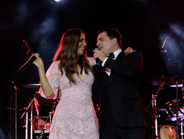 Ivete Sangalo faz show beneficente no 1º gala em prol do Hospital de Amor