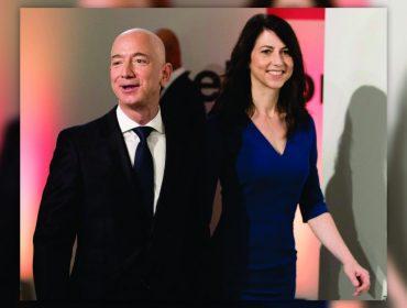Divorciada de Jeff Bezos, Mackenzie Bezos vai doar metade dos quase R$ 140 bi que recebeu dele