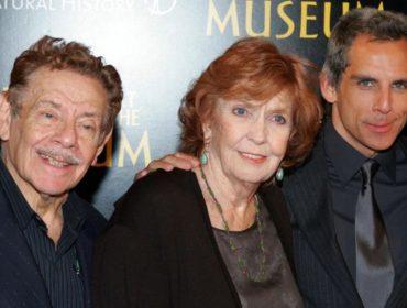 Filho das lendas de Hollywood Anne Meara e Jerry Stiller, Ben Stiller prepara doc sobre a dupla