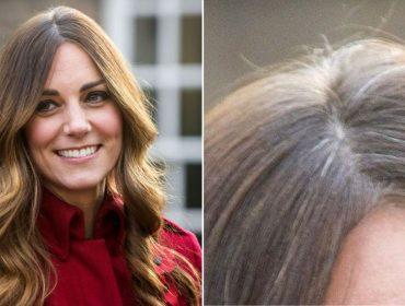 Cabelos brancos de Kate Middleton geram discussão nas redes sociais: culpa de Meghan?