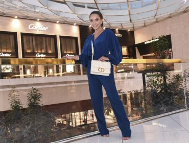 Iguatemi São Paulo recebe glamurettes para chá da tarde especial