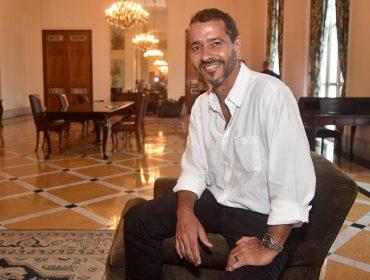 """Marcos Palmeira volta às novelas em trabalho com a ex-mullher, Amora Mautner, e fala sobre a cultura e a política do país: """"Temos um inimigo comum"""""""