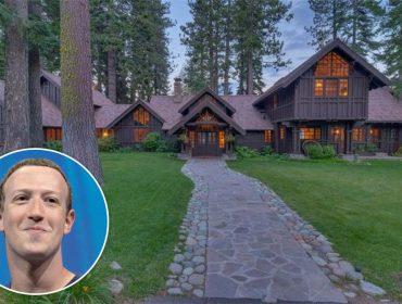 Mark Zuckerberg compra mansão de R$ 234 mi às margens de famoso lago dos EUA. Vem ver!