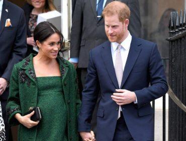 Extra! Palácio de Buckingham confirma que Meghan Markle entrou em trabalho de parto