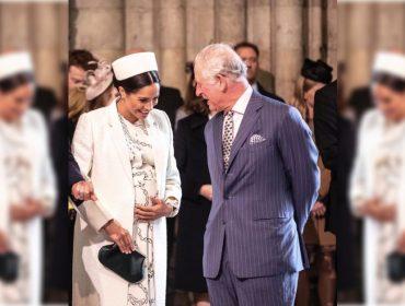 Em viagem oficial pela Alemanha, príncipe Charles ainda não conheceu o filho de Meghan e Harry