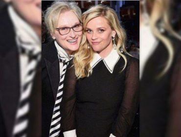 Reese Whiterspoon descobriu a única coisa para a qual Meryl Streep não leva jeito…