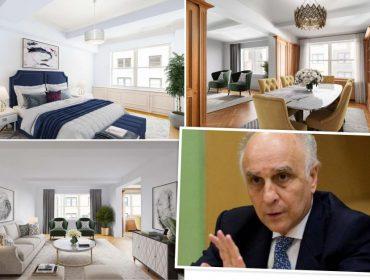 """Herdeiros de homem que já foi o mais rico da Argentina colocam apê dele em NY à venda por uma """"pechincha"""""""