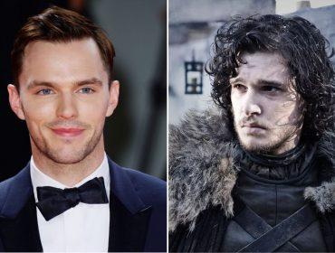 Estava no destino de Kit Harington interpretar Jon Snow….Agora foi Nicholas Hoult que revelou ter feito teste para ser o herói em GOT