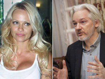 "Preso desde abril na ""Guantánamo britânica"", Julian Assange vai receber a visita de Pamela Anderson nessa terça"