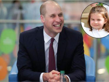 O apelido da princesa Charlotte em casa é dos mais charmosos, e quem deu foi o pai dela. Saiba qual é!