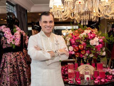 Sandro Barros recebeu convidados em seu ateliê para talk sobre sua nova coleção