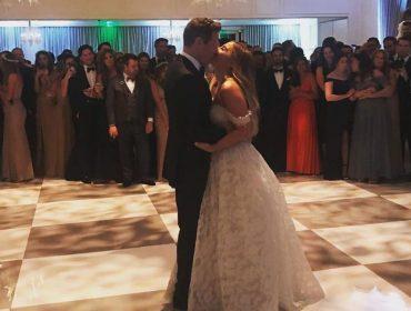 Ex de Meghan, produtor Trevor Engelson se casa pela segunda vez em menos de um ano