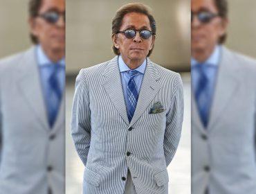 """Os luxos do """"imperador"""" da moda Valentino, que completa 87 anos nesse sábado"""