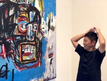 """Bilionário japonês que pagou mais de R$ 400 mi por um Basquiat afirma que vai vender suas obras: """"Estou quebrado"""""""