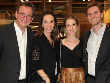 Ornare recebeu convidados na abertura da ICFF New York nesse domingo